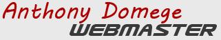 Logo Domege Webmaster