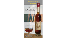Dépliants Armagnac Andrieu